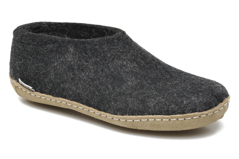 Grandes descuentos últimos zapatos Glerups Porter W (Negro) - Pantuflas Descuento