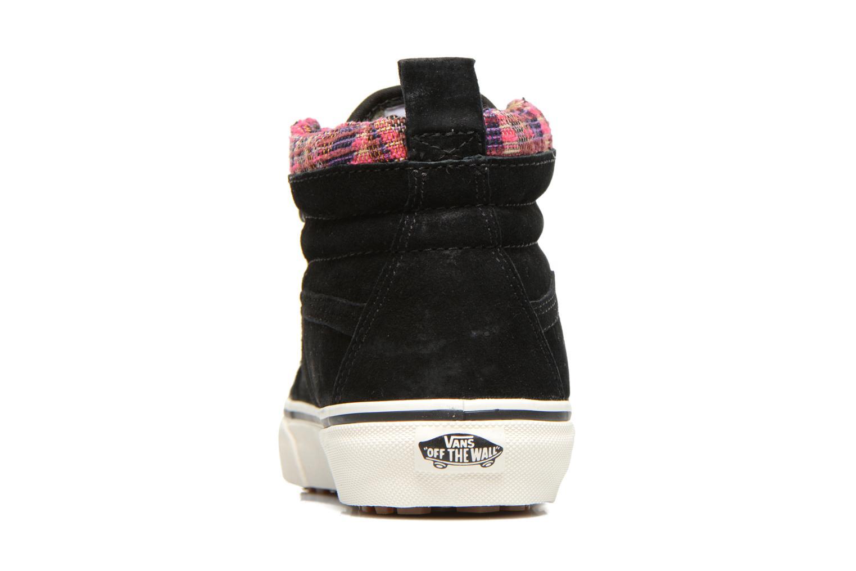 Baskets Vans SK8-Hi MTE W Noir vue droite