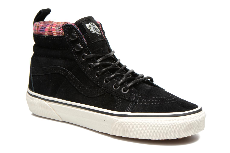 Baskets Vans SK8-Hi MTE W Noir vue détail/paire