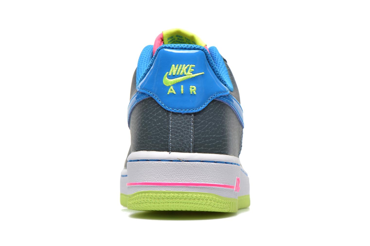 Sneakers Nike Air Force 1 (Gs) Blauw rechts