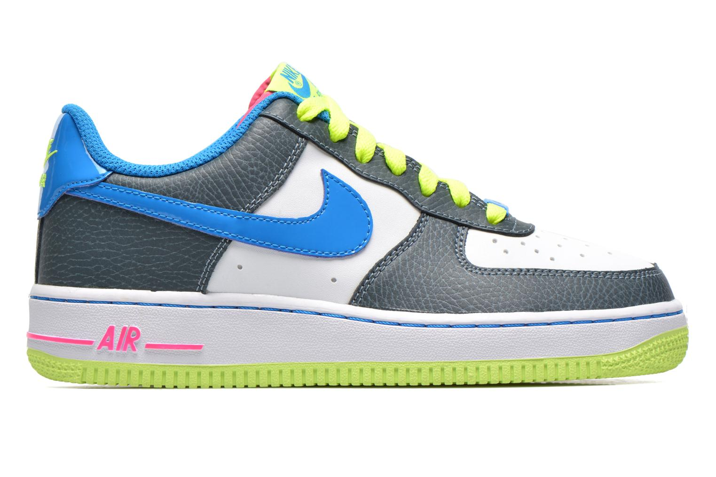 Baskets Nike Air Force 1 (Gs) Bleu vue derrière