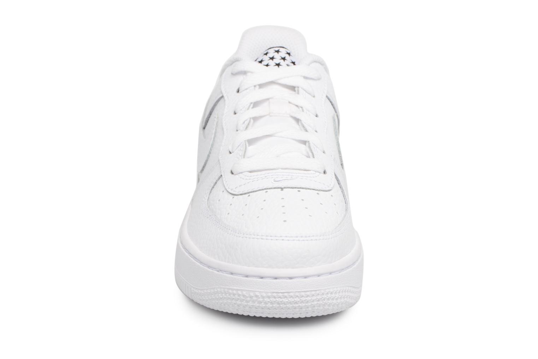 Air Force 1 (Gs) White/white-Black