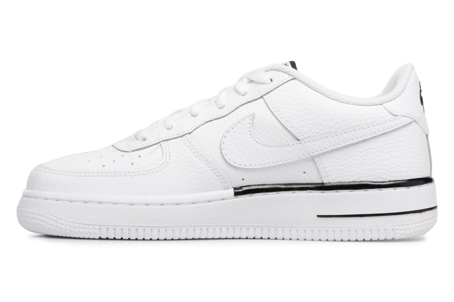 Trainers Nike Air Force 1 (Gs) White front view