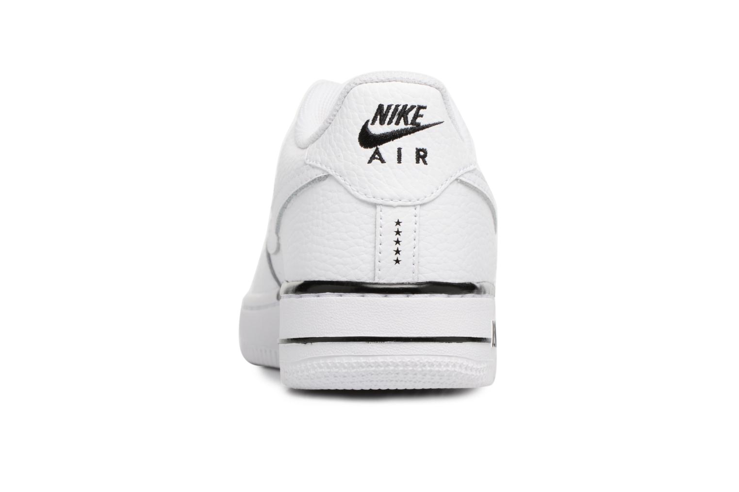 Air Force 1 (Gs) White/white-Black