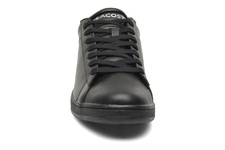 Sneakers Lacoste Carnaby Evo Ctr Zwart model
