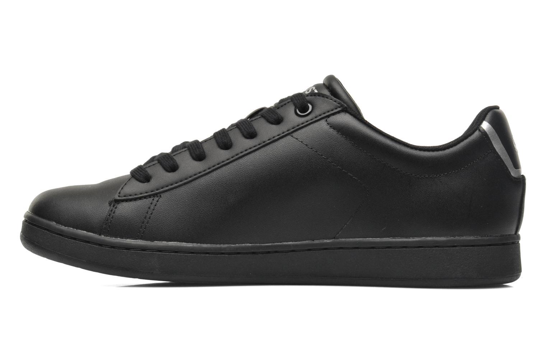 Sneakers Lacoste Carnaby Evo Ctr Zwart voorkant
