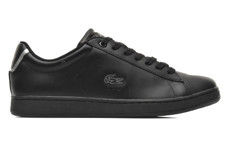 Sneakers Lacoste Carnaby Evo Ctr Zwart achterkant