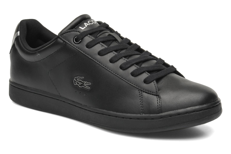 Sneakers Lacoste Carnaby Evo Ctr Zwart detail
