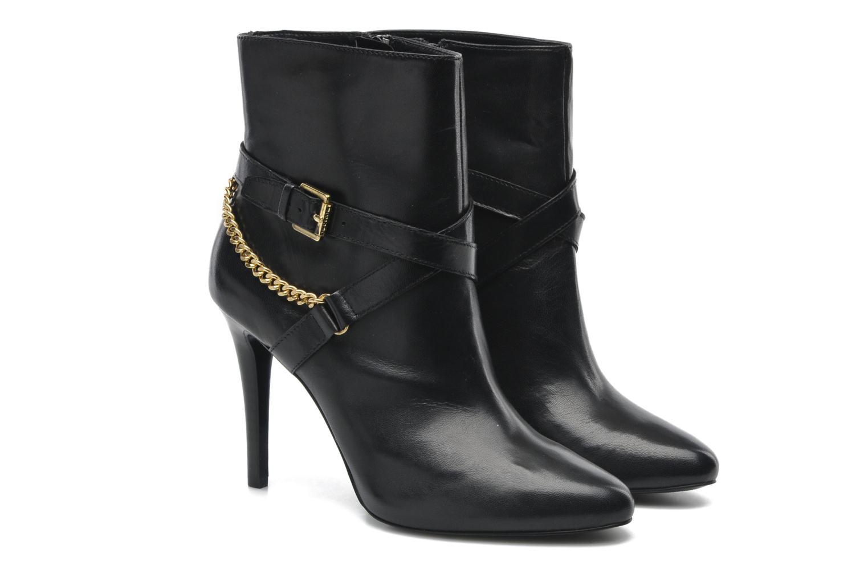 Boots en enkellaarsjes Lauren by Ralph Lauren Laurie Zwart 3/4'