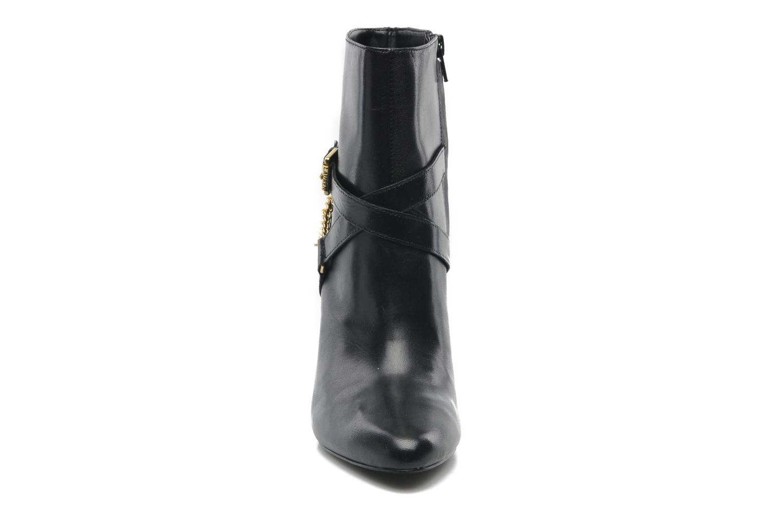 Boots en enkellaarsjes Lauren by Ralph Lauren Laurie Zwart model