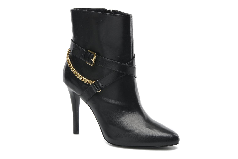 Bottines et boots Lauren by Ralph Lauren Laurie Noir vue détail/paire