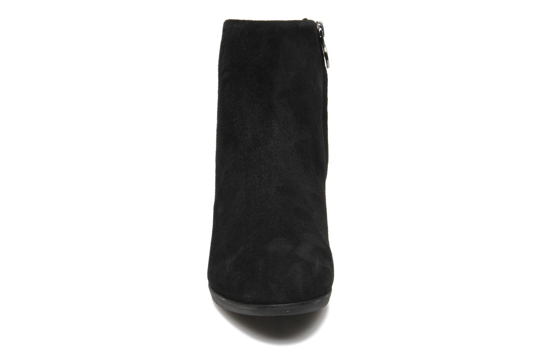 Stiefeletten & Boots Geox D ERIKAH A D44G8A schwarz schuhe getragen