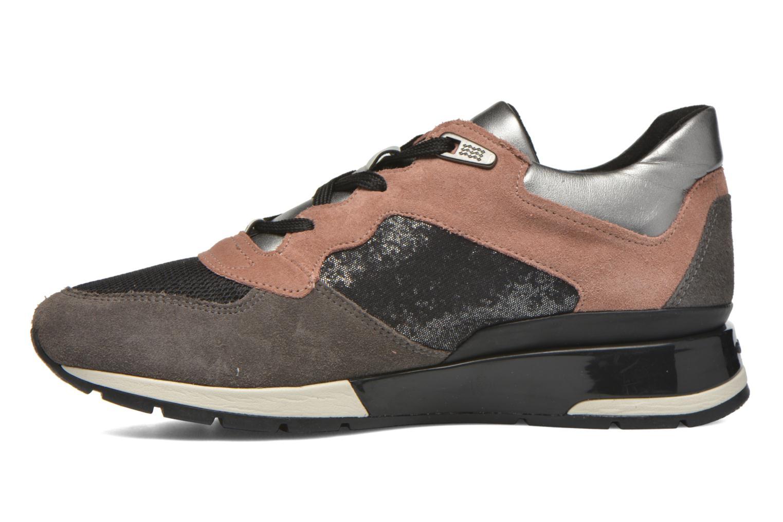 Sneakers Geox D SHAHIRA A D44N1A Grijs voorkant