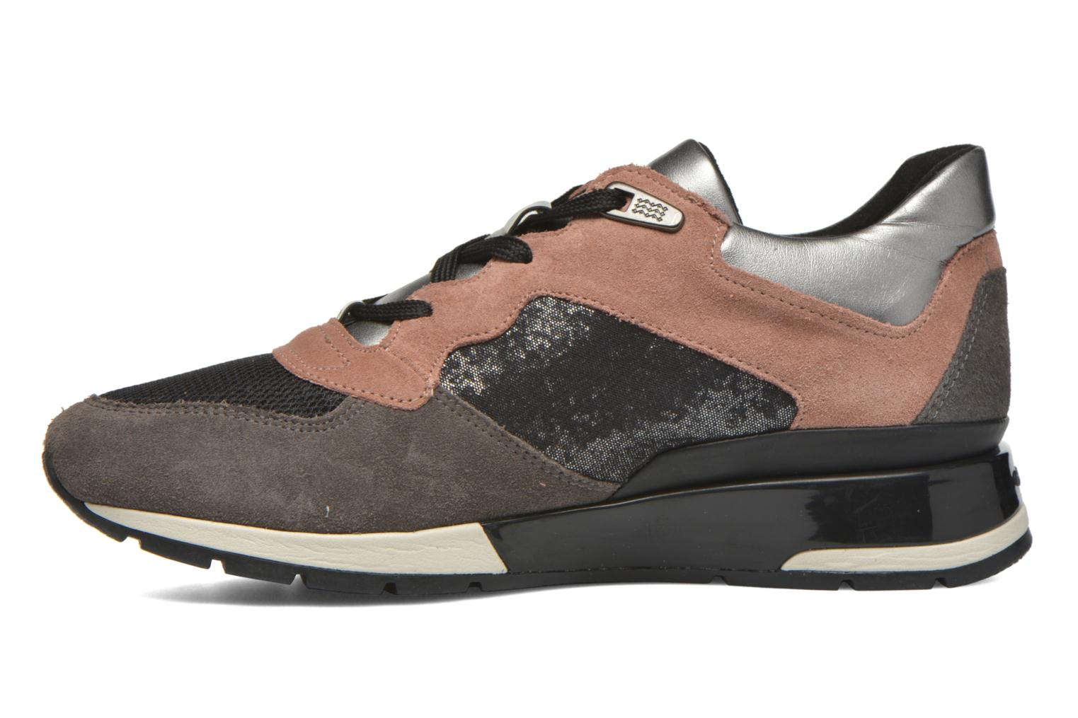 Sneakers Geox D SHAHIRA A D44N1A Grigio immagine frontale