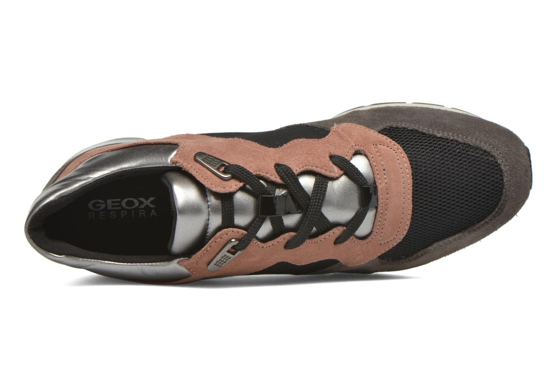 Sneakers Geox D SHAHIRA A D44N1A Grigio immagine sinistra