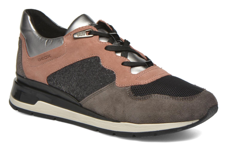 Sneakers Geox D SHAHIRA A D44N1A Grigio vedi dettaglio/paio