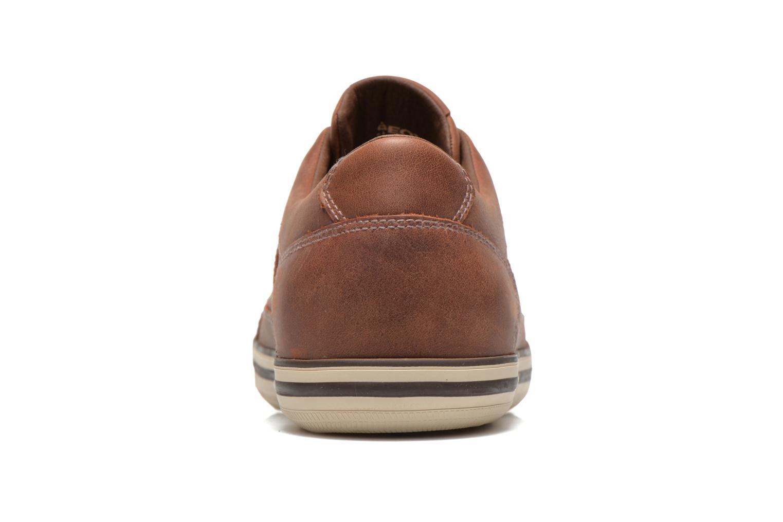 Sneakers Geox U BOX D U44R3D Bruin rechts
