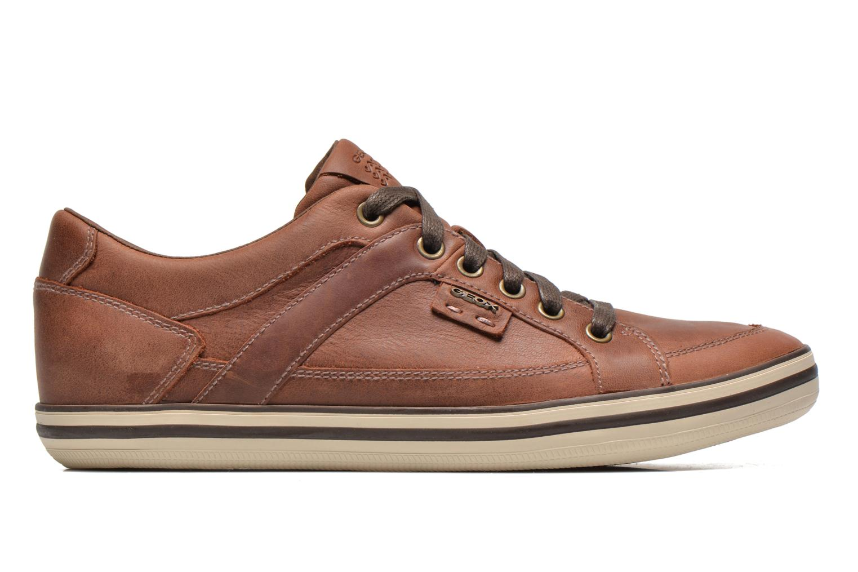 Sneakers Geox U BOX D U44R3D Bruin achterkant