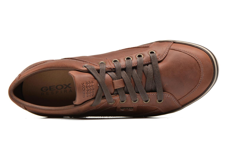 Sneakers Geox U BOX D U44R3D Bruin links