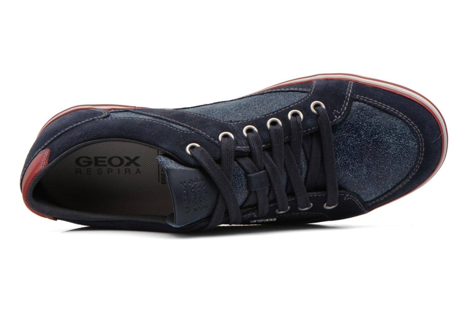 U BOX D U44R3D Navy/Dark Royal