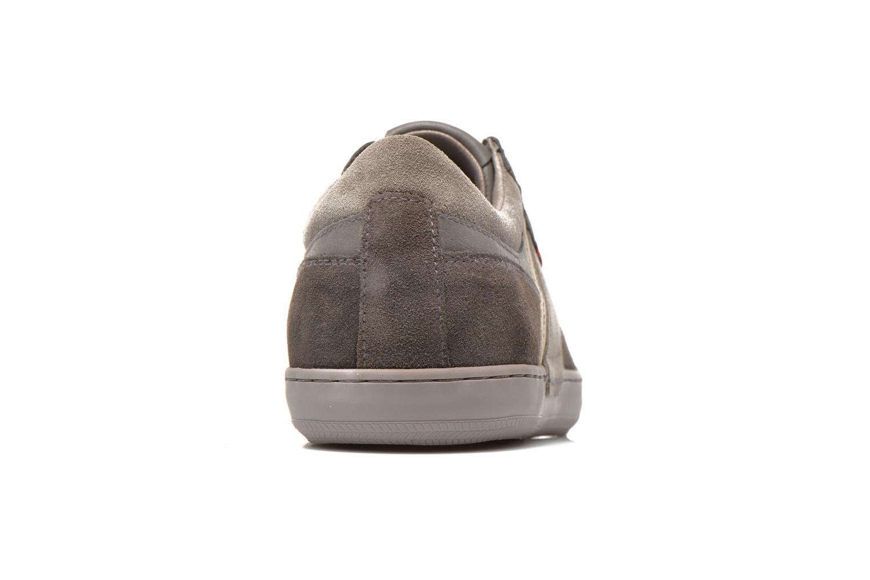 Sneaker Geox U BOX C U44R3C grau ansicht von rechts