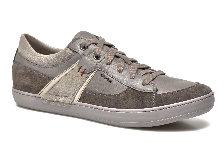 Sneakers Geox U BOX C U44R3C Grijs detail