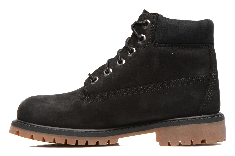Botines  Timberland 6 In Premium WP Boot Negro vista de frente