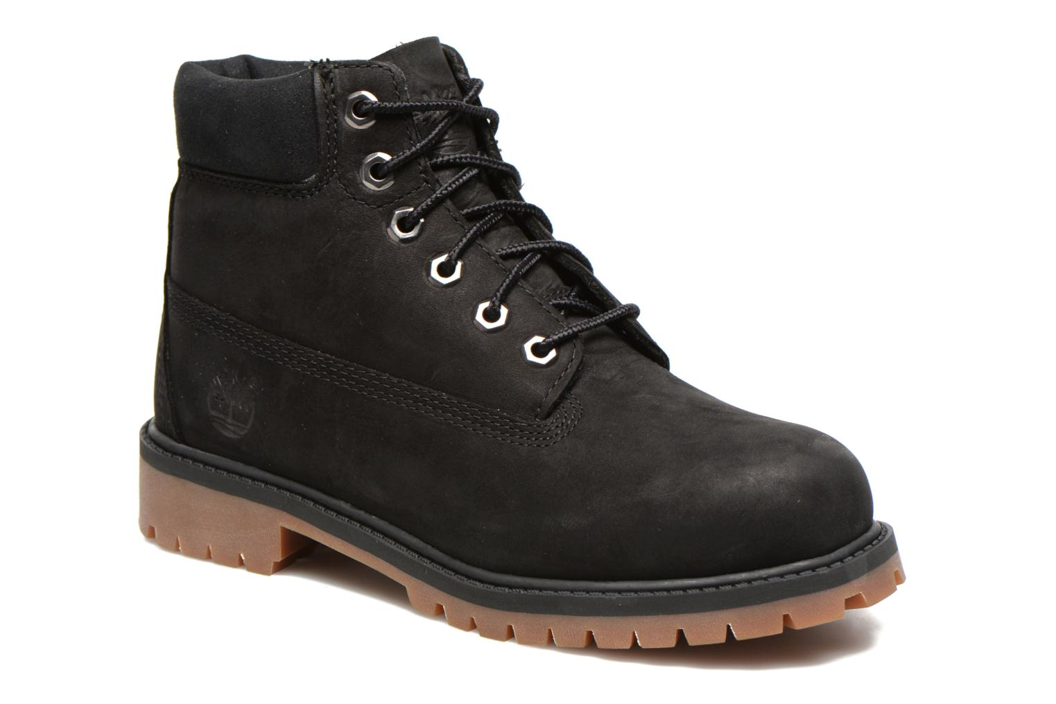 6 In Premium WP Boot Black