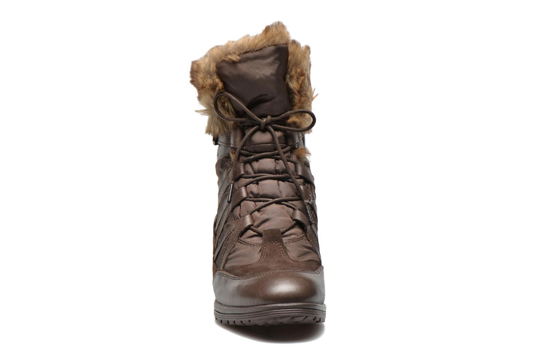 Boots en enkellaarsjes Geox D HENNIE B D44Y3B Bruin model