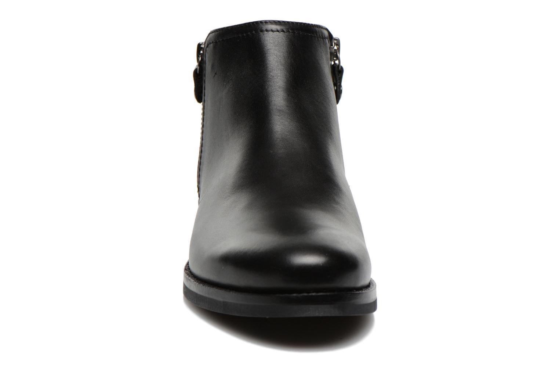Boots en enkellaarsjes Geox D PROMETHEA F D44R3F Zwart model