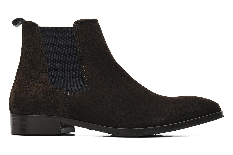 Bottines et boots Brett & Sons Blaure Marron vue derrière