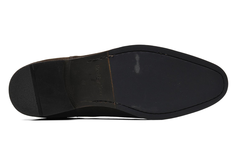 Bottines et boots Brett & Sons Blaure Marron vue haut