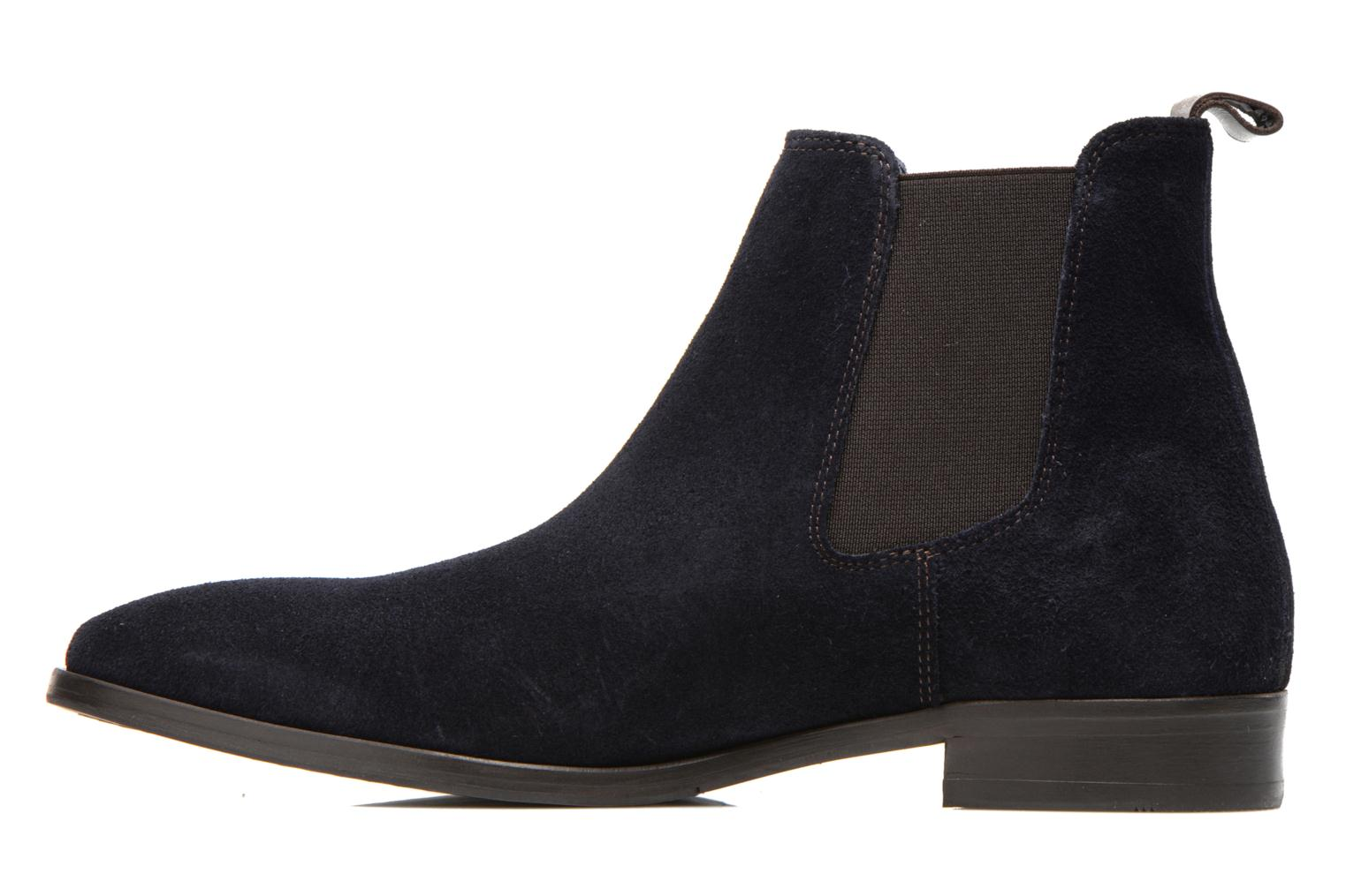 Ankle boots Brett & Sons Blaure Blue front view