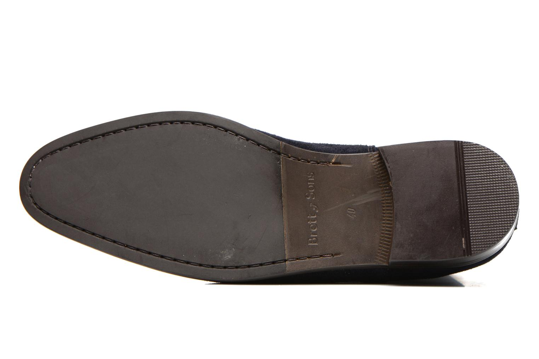 Stiefeletten & Boots Brett & Sons Blaure blau ansicht von oben