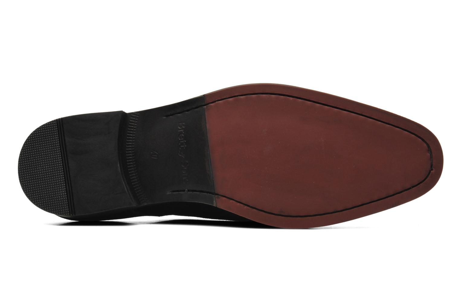 Lace-up shoes Brett & Sons Bari Black view from above