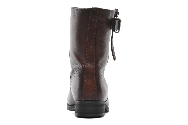Stiefeletten & Boots Steve Madden Artic braun ansicht von rechts