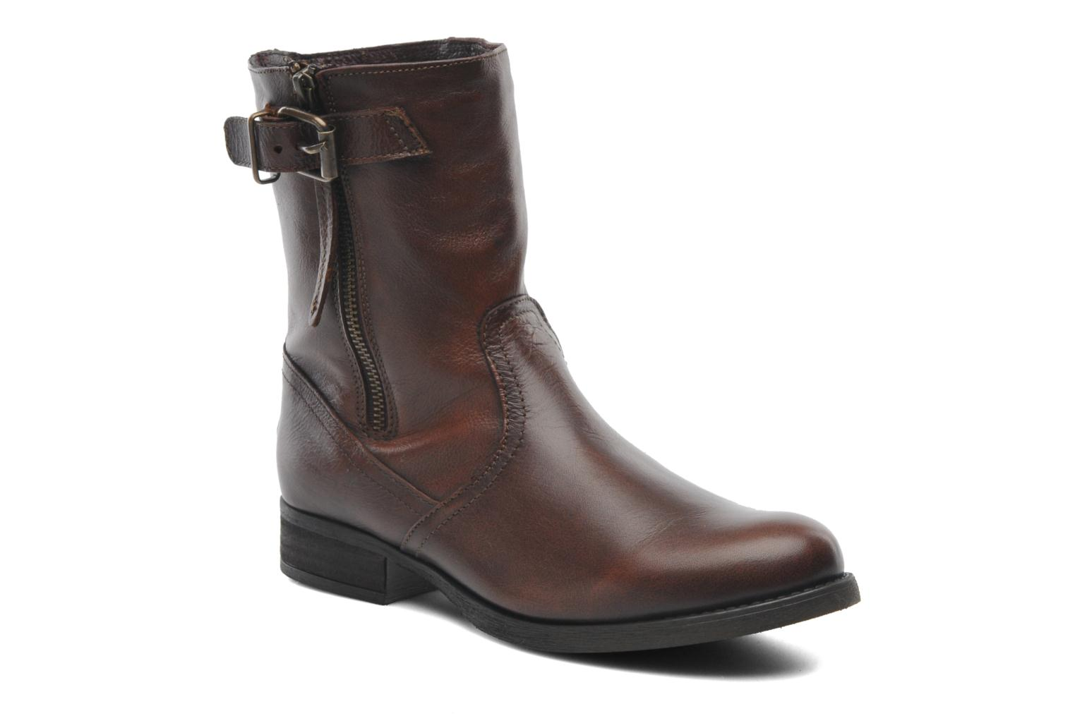 Artic Brown leather