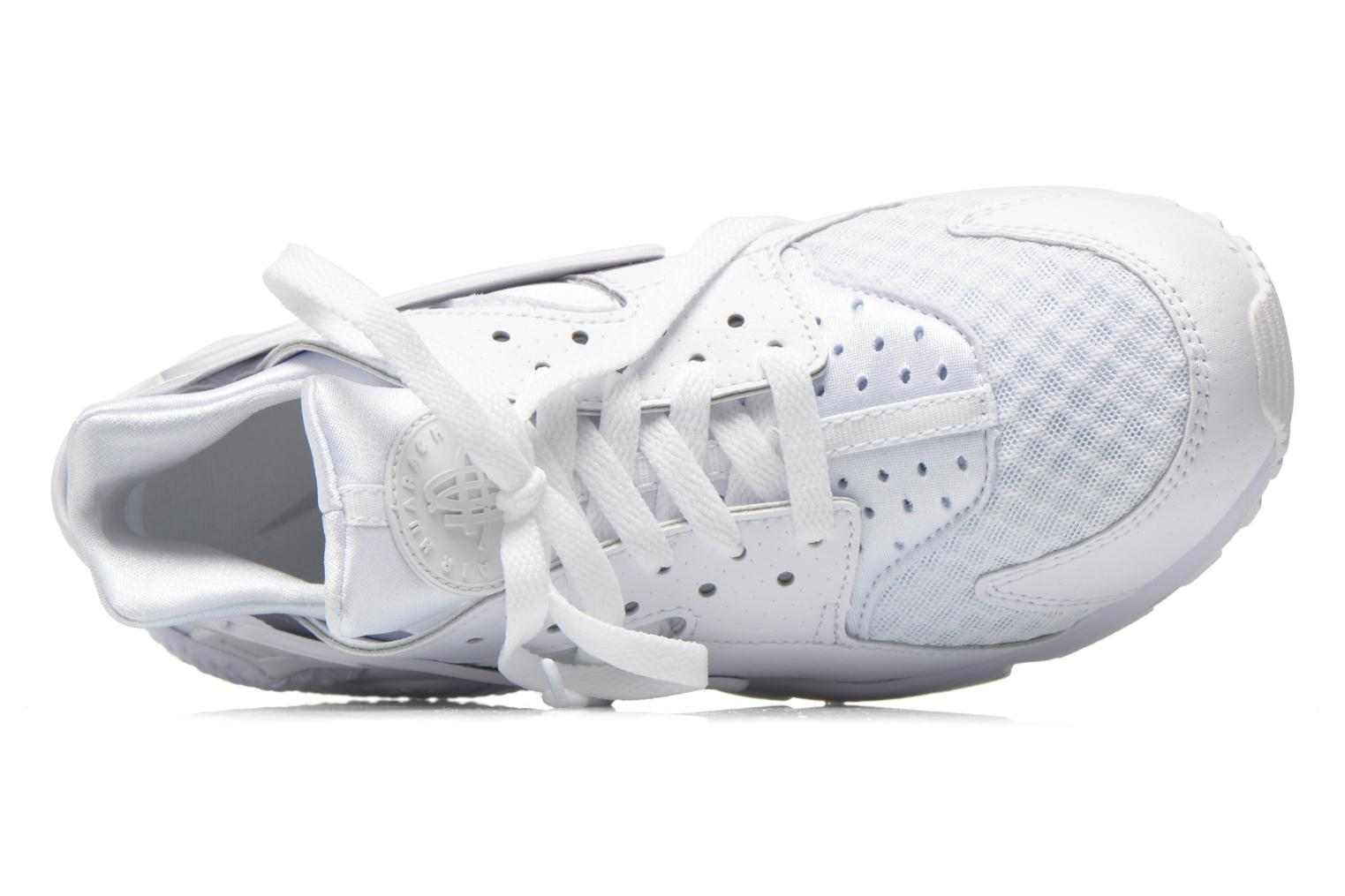 Trainers Nike Nike Air Huarache White view from the left