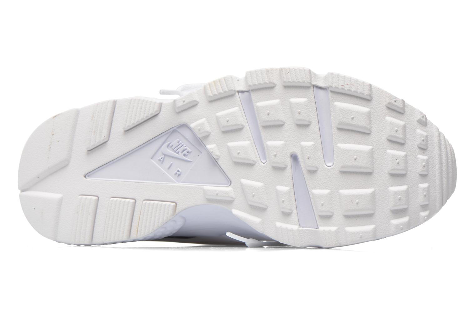 Trainers Nike Nike Air Huarache White view from above