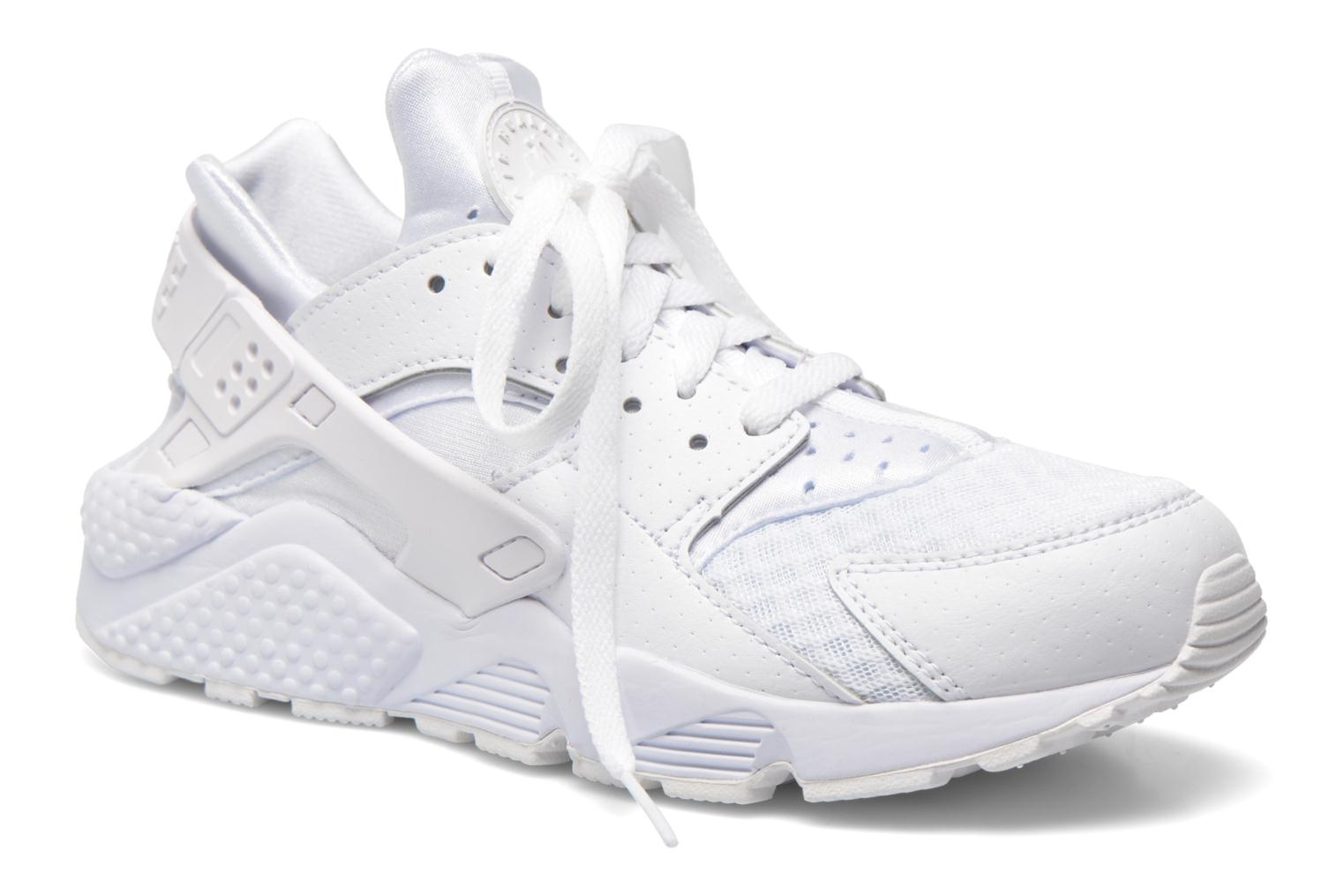 nike air huarache wit