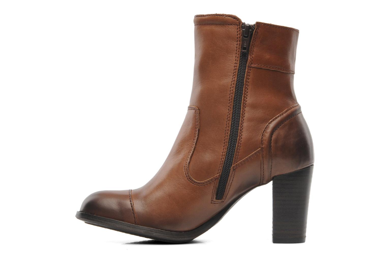 Boots en enkellaarsjes Kickers Medix Bruin voorkant