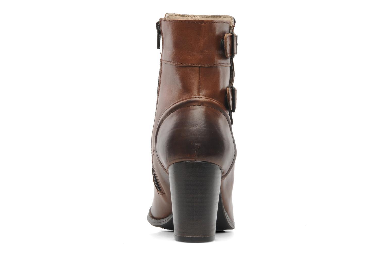 Boots en enkellaarsjes Kickers Medix Bruin rechts
