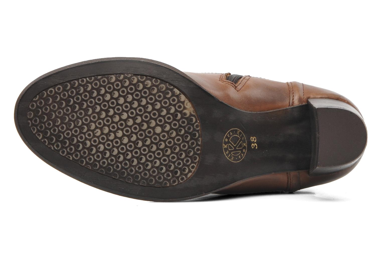 Boots en enkellaarsjes Kickers Medix Bruin boven