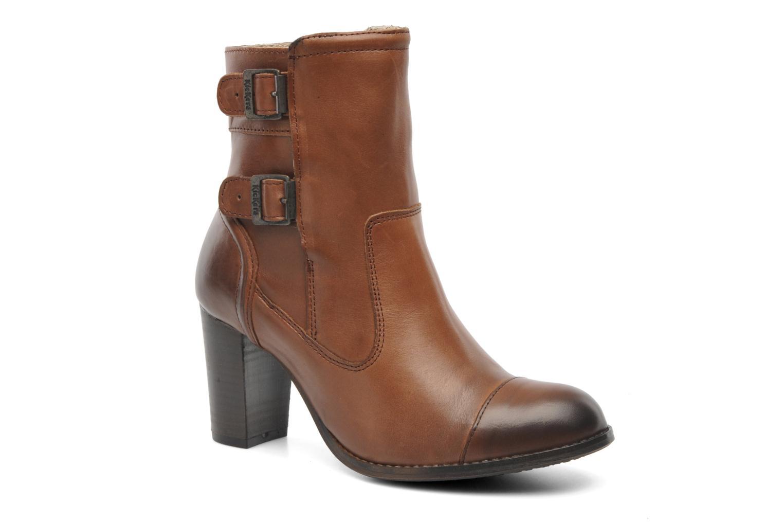 Boots en enkellaarsjes Kickers Medix Bruin detail