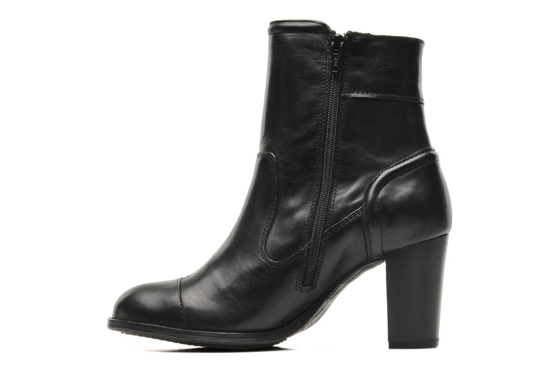 Bottines et boots Kickers Medix Noir vue face