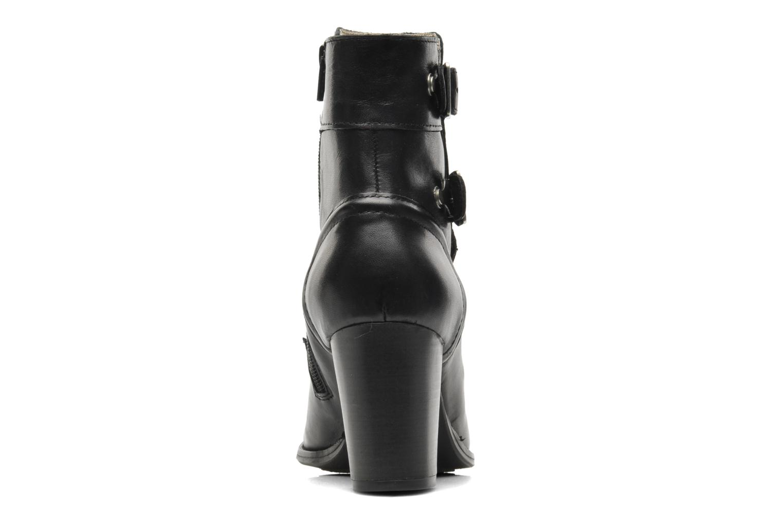 Bottines et boots Kickers Medix Noir vue droite