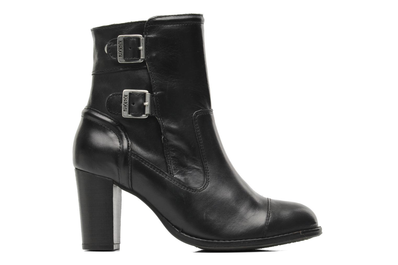 Boots en enkellaarsjes Kickers Medix Zwart achterkant