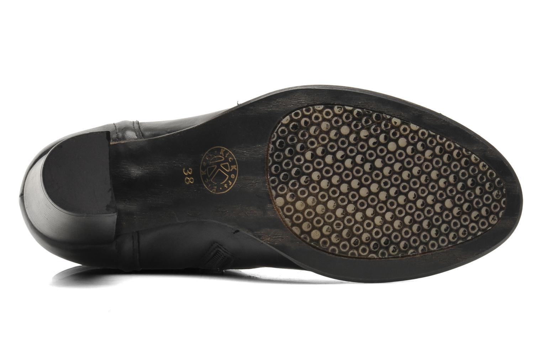 Bottines et boots Kickers Medix Noir vue haut