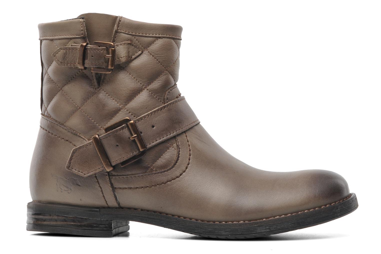 Bottines et boots Mustang shoes Atilda Gris vue derrière