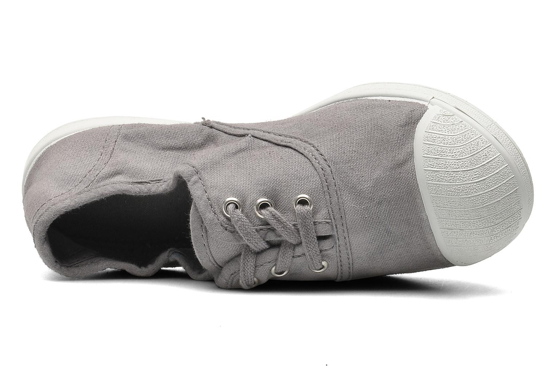 Sneaker Kaporal Vicky E grau ansicht von links